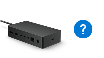 Surface Hub un jautājuma zīme