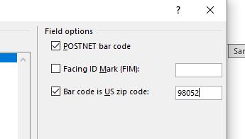 Lauku kodu opciju sadaļa