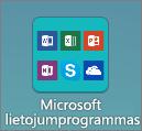 Microsoft lietojumprogrammas