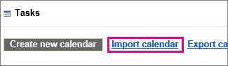 tugas kalendar google - import kalendar