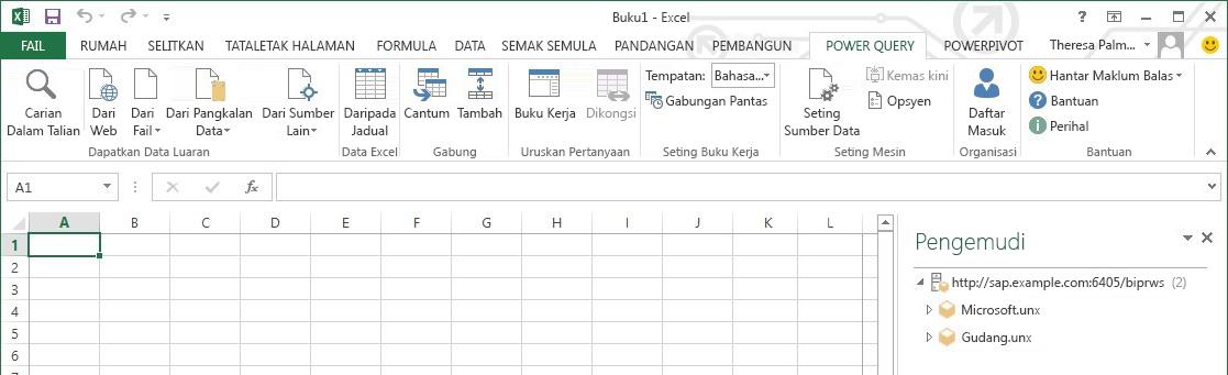 Pengemudi SAP