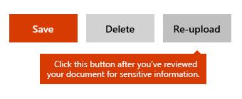 Memuat naik dokumen opsyen dalam Docs.com semula