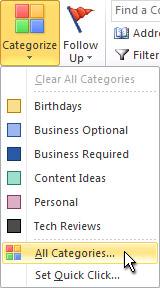 Perintah Semua Kategori dalam kumpulan Tag