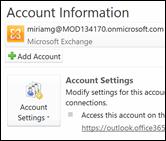 Menambah akaun e-mel baru Outlook 2010