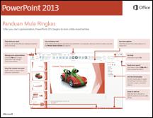 Panduan Mula Ringkas PowerPoint 2013