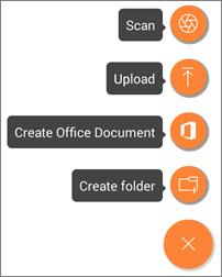 Muat naik ke OneDrive
