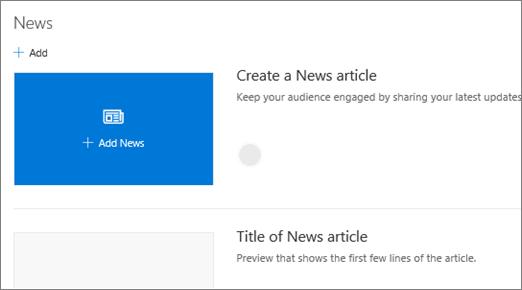 Tataletak lajur tunggal untuk bahagian web berita