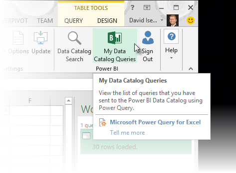 Tunjukkan Pertanyaan Katalog Data