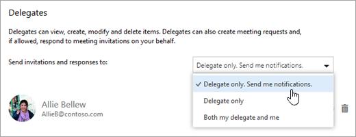 Petikan skrin dialog 'Berkongsi kalendar ini'.