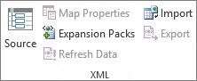 Data Segar Semula XML
