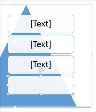 Satu lagi kotak teks ditambah