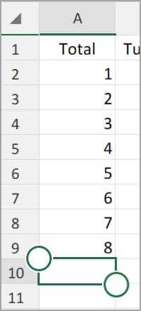 Tablet Android Autojumlah Excel