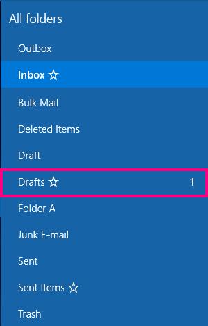 Menggemari Folder