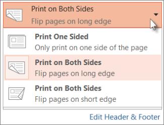 Pilih keutamaan halaman