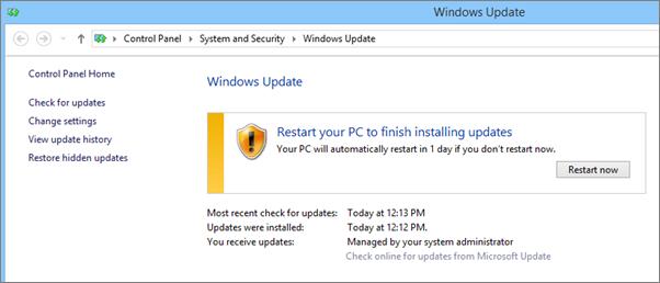 Kemas Kini Windows