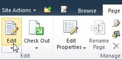 Imej: Perintah edit tab Edit
