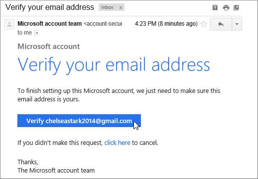 Sahkan alamat e-mel anda