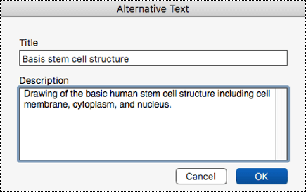 Dialog Atl teks untuk Mac Sierra.