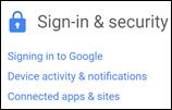 Daftar masuk ke Google