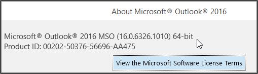 Di atas kotak yang menyatakan 32 atau 64 bit.