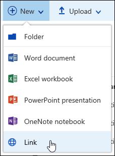 Menambah pautan ke pustaka dokumen