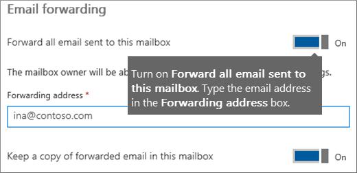 Tambah alamat e-mel pekerja semasa.