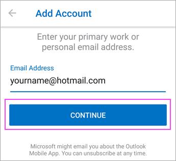 Masukkan alamat e-mel anda.