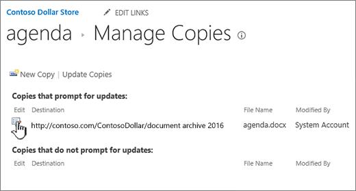 Klik Edit dalam tetingkap fail urus