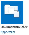 Dokumentbibliotek