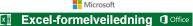Formelveiviser i Excel