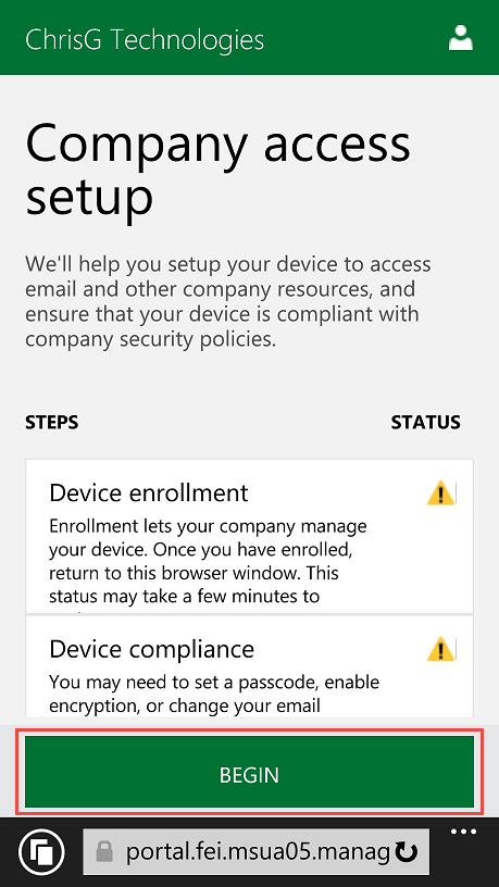 MDM_WindowsPhone_2_BeginSetup