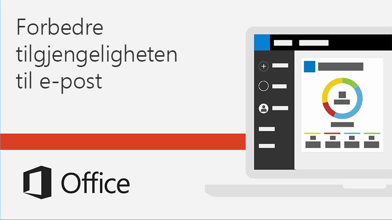Video om hvordan du kan forbedre e-posttilgang