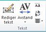 WordArt-tekstgruppe i Publisher 2010