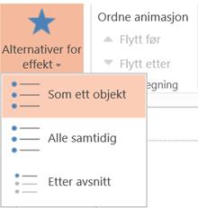 Animasjonseffekt