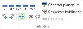 Bilde av Del aktivitet-knappen i kategorien Aktivitet.