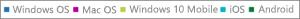 Office 365-rapporter – se aktiveringsdata for PC, Mac, Windows, iOS og Android-enheter