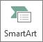SmartArt-knapp i full størrelse