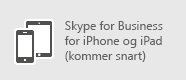 Skype for Business – iOS