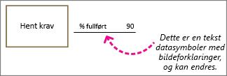 Figur med bilde forklarings tekst data symbol, tekst etikett: Dette kan endres