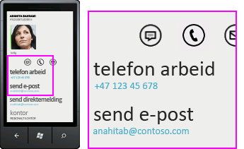 Lync for mobilenheter