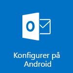 Konfigurere Outlook for Android