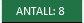 Antall rader på statuslinjen