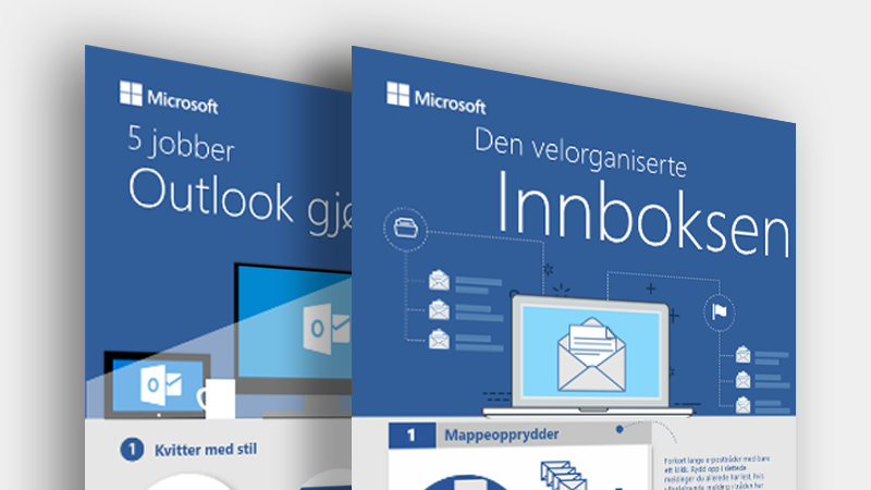 Last ned denne infografikken for Outlook
