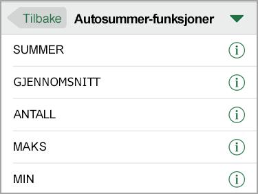 Velg Summer