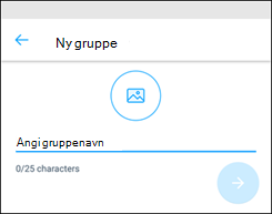 Start gruppe for Kaizala