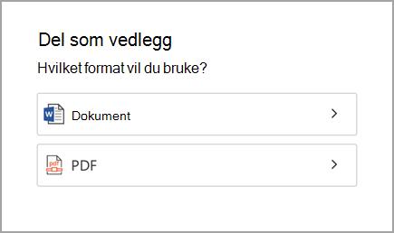 Dokument- eller PDF-fil