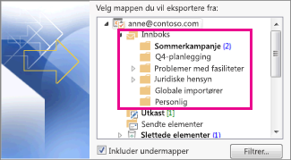 E-postmapper