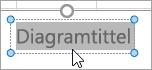 Velge diagramtittel