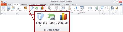 Excel-båndsymbol