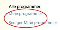 Mine programmer